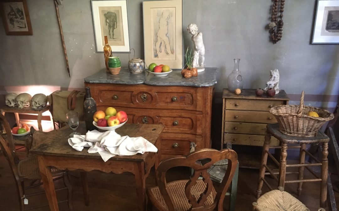 Atelier des Lauves, l'âme de Cezanne
